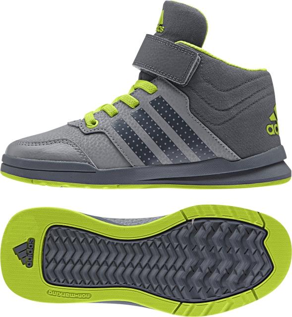 Adidas Jan Bs 2 Mid gyerek utcai cipő  ba2fd8a70327