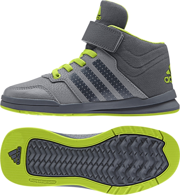 Adidas Jan Bs 2 Mid gyerek utcai cipő  034ae35b66