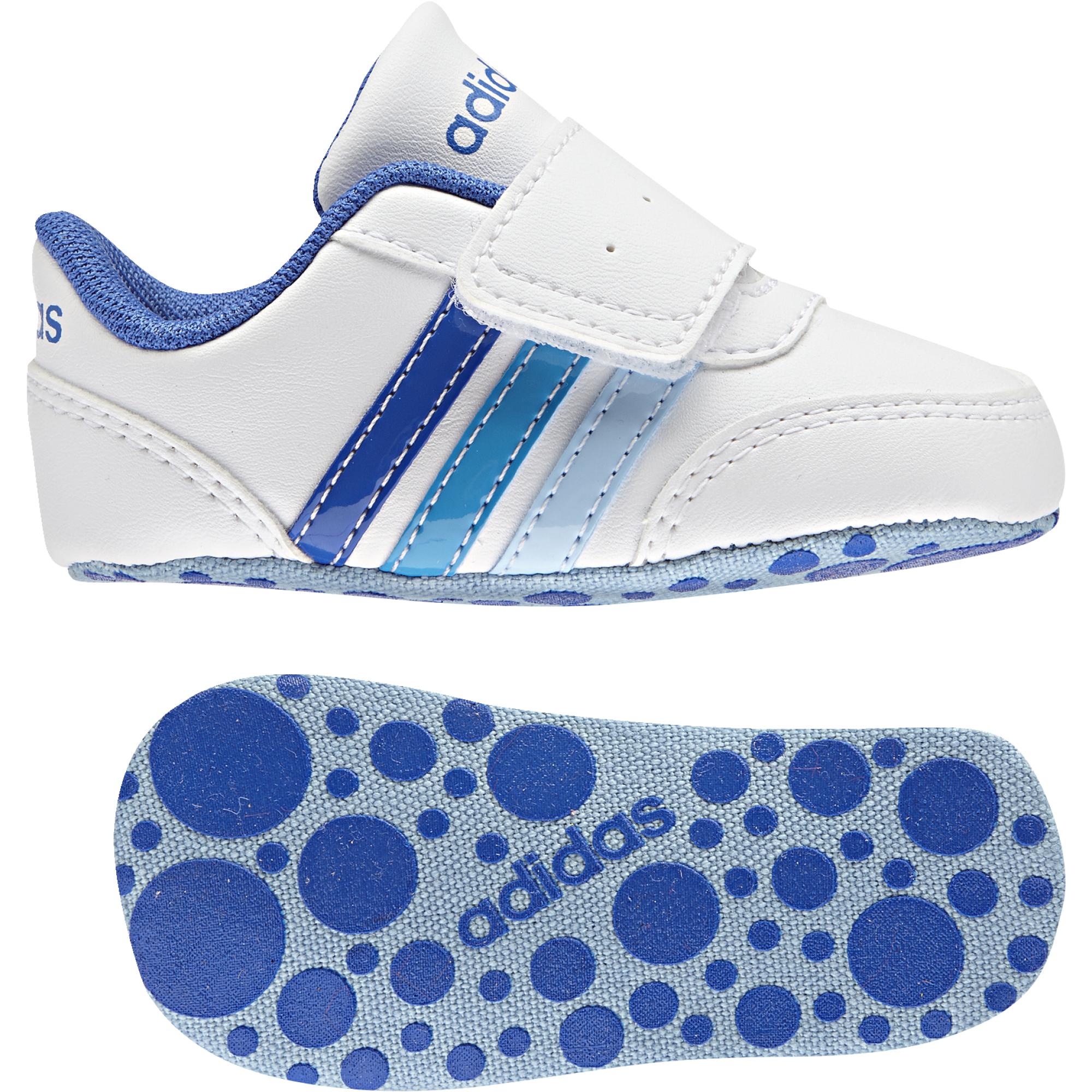 867a5c0c26c3 Adidas V Jog Crib bébi kocsicipő , Fiú Gyerek cipő | kocsicipő , adidas_neo  , Adidas V Jog Crib bébi kocsicipő