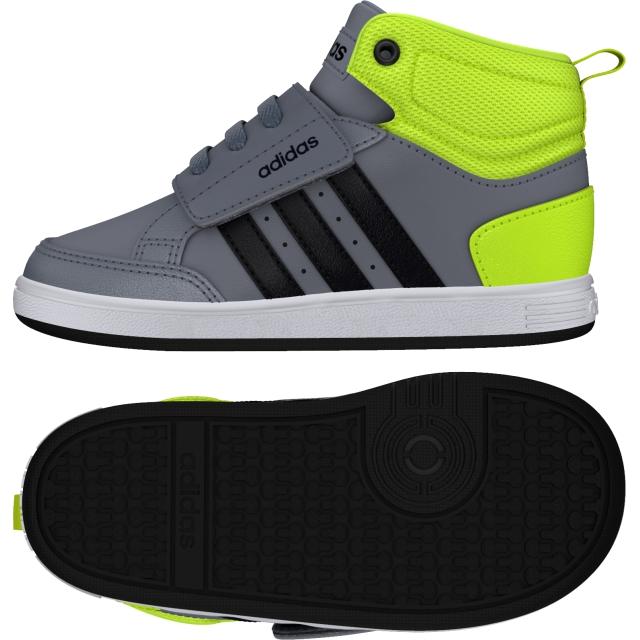 Adidas Hoops Cmf Mid Inf bébi utcai cipő  8a0fafdea5