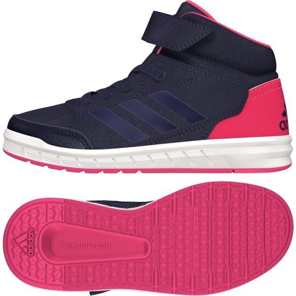 62c88a34408e Adidas Altasport Mid kislány utcai cipő , Lány Gyerek cipő   utcai cipő ,  adidas_performance , Adidas Altasport Mid kislány utcai cipő