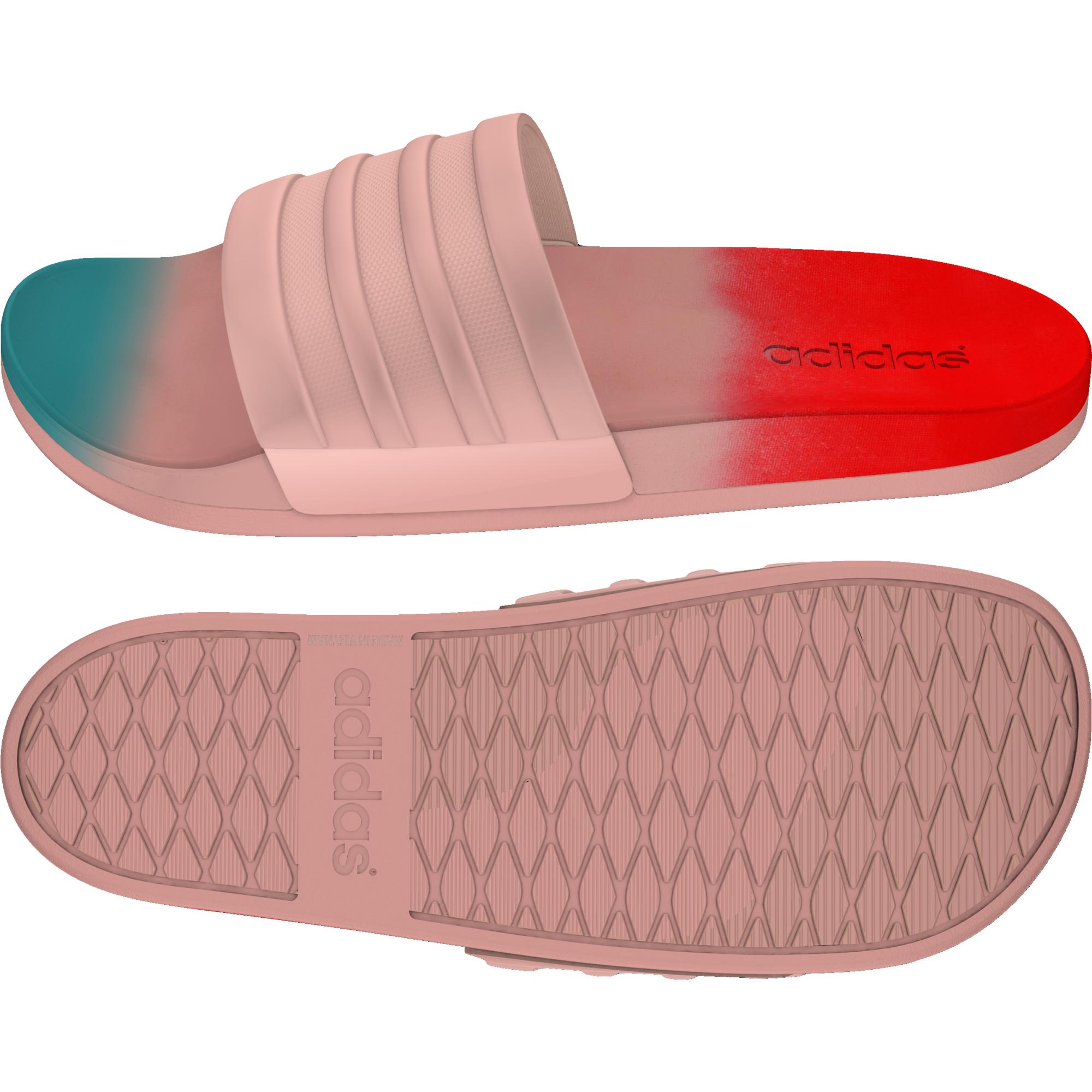 Adidas Adilette Cf+Fade női papucs  dcb42a5fd2